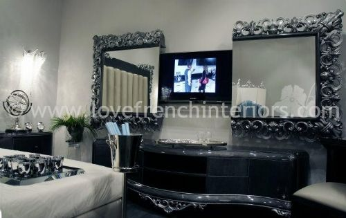 Automated TV Mirror